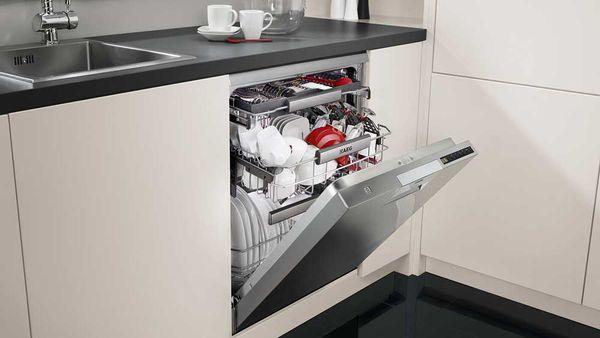 AEG dishwasher. Image: Supplied