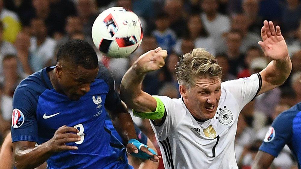 Griezmann double sends France into final