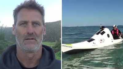 Kayaker set to become first to cross Tasman Sea