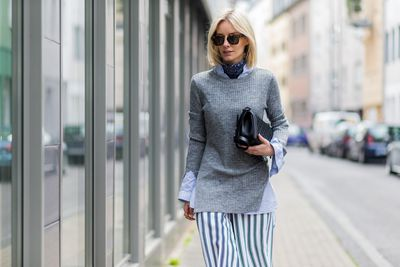 The cashmere jumper