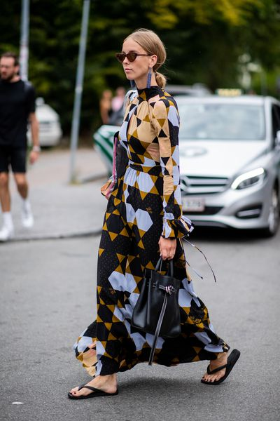 Street Style at Copenhagen Fashion Week 2018