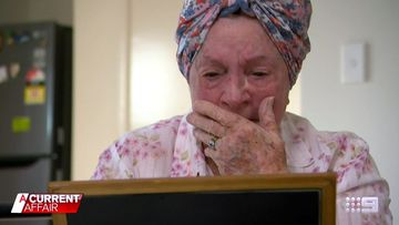 Queensland great grandma distraught over family plot drama