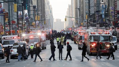 'Attempted terror attack' rocks NYC