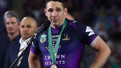 Billy Slater (Melbourne Storm) 2017