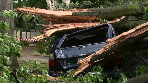 More storms likely as Melbourne cleans up