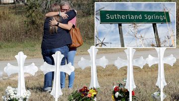 Tiny Texas town mourning in wake of state's worst mass shooting