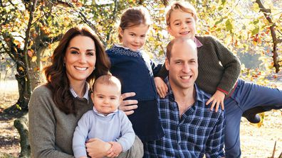 The Duchess has given a rare update on Prince Louis.