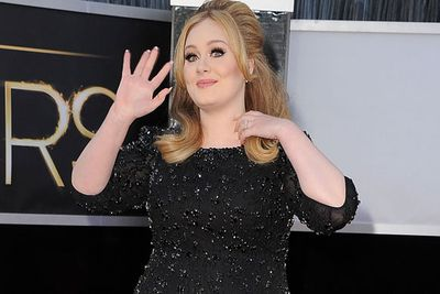 $25 million<br/><br/>This new mum won Best Original Song for 'Skyfall' at the Oscars this year. We bet that did wonders for her record sales!