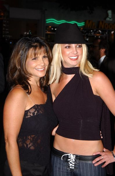Lynne Spears has reportedly paid her daughter Britney Spears a visit in LA.