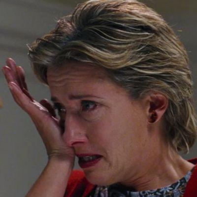 Emma Thompson channeled actual heartbreak when she filmed the necklace scene