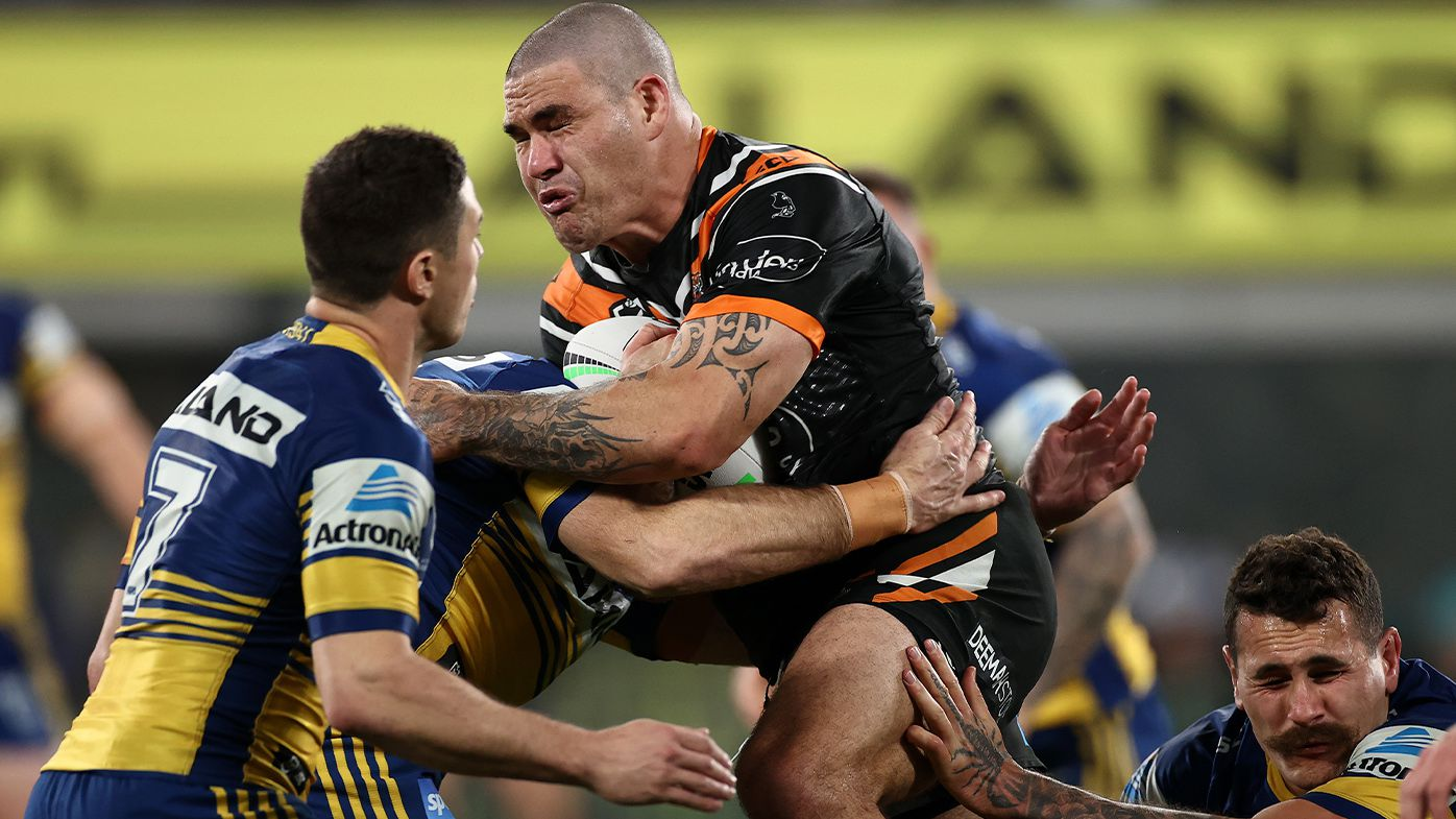 Wests Tigers brute Russell Packer among host of players added to NRL All Stars squads