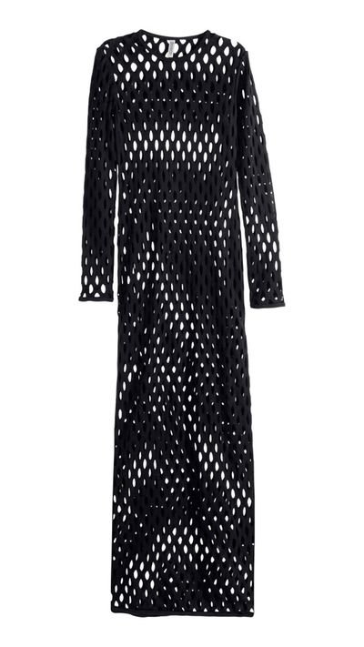 """<a href=""""http://www.hm.com/au/product/79471?article=79471-A"""" target=""""_blank"""">Dress, $39.95, H&M</a>"""
