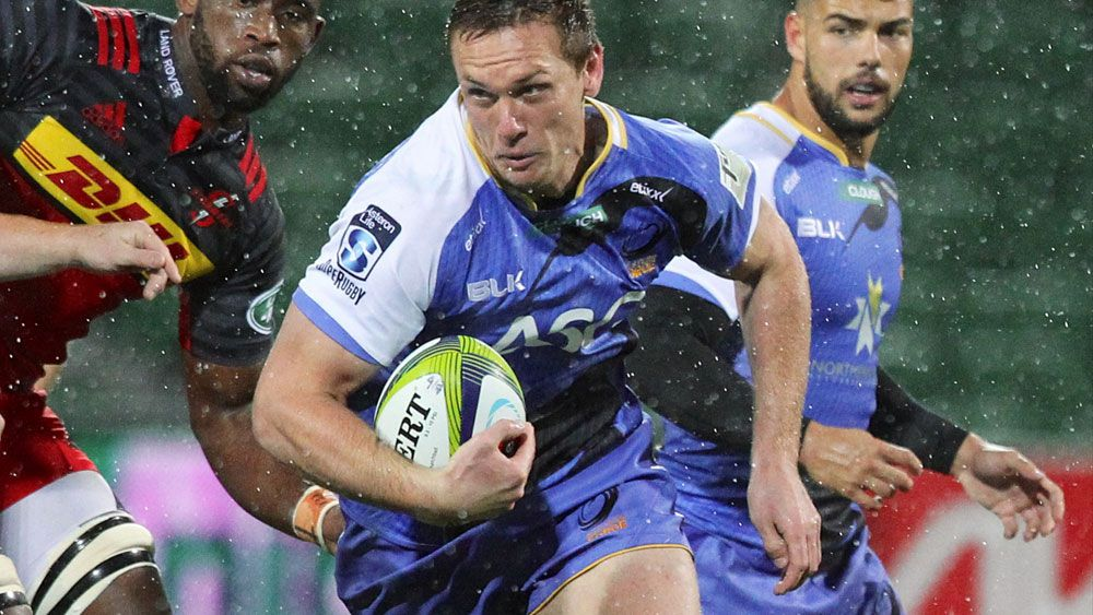 Western Force and Wallabies start Dane Haylett-Petty. (AAP)