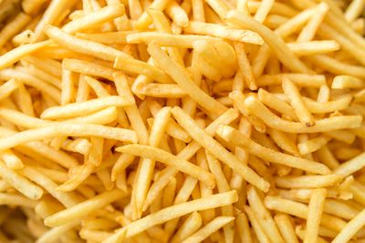 Hot chips: Source of fibre and vitamins