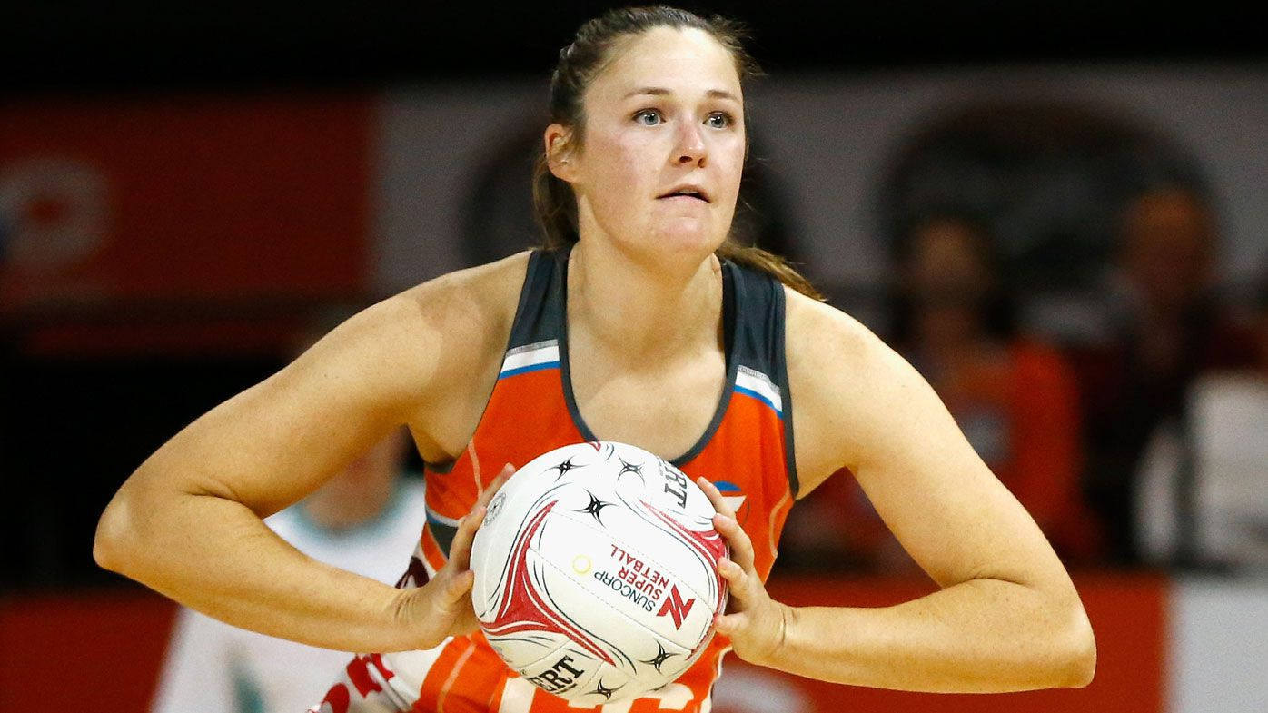 Liz Ellis pays tribute to retiring GWS Giants 'brat' who 'kicked her arse' in netball