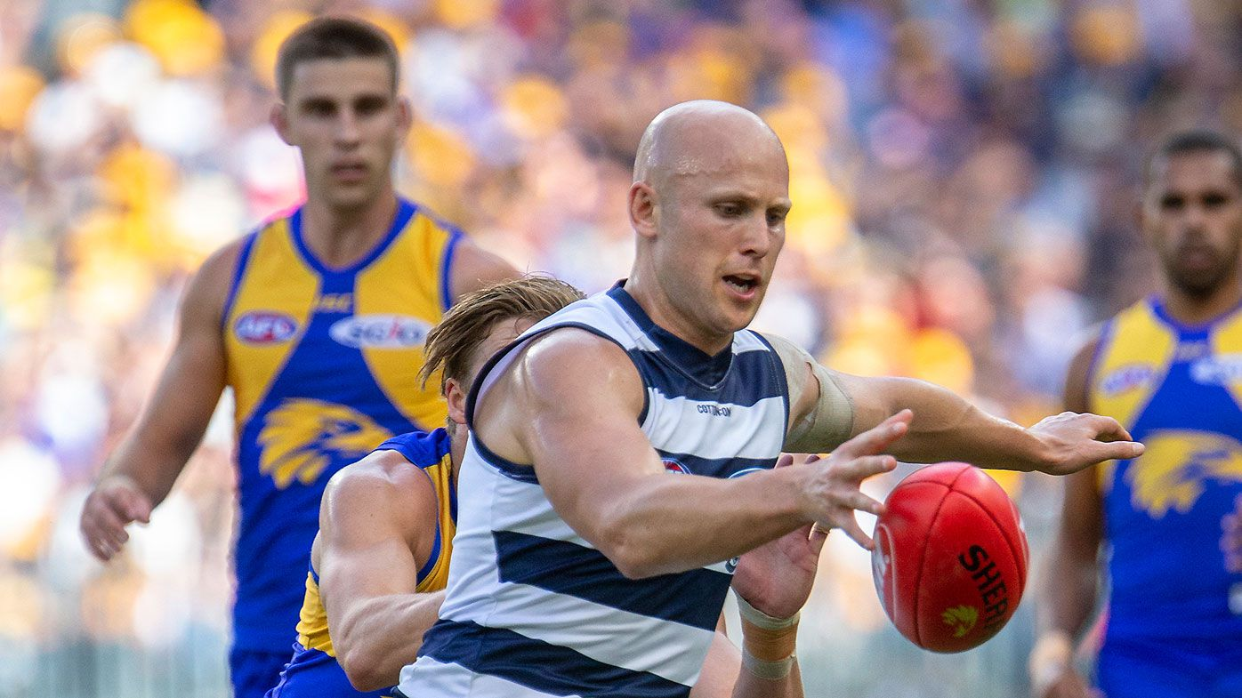 Ablett injured as Eagles beat Cats in AFL