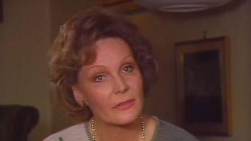 Edda Goering in 1986. (Supplied)