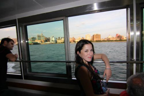 Carla Vallejos Blanco was a university student from Argentina visiting New York. (Facebook)