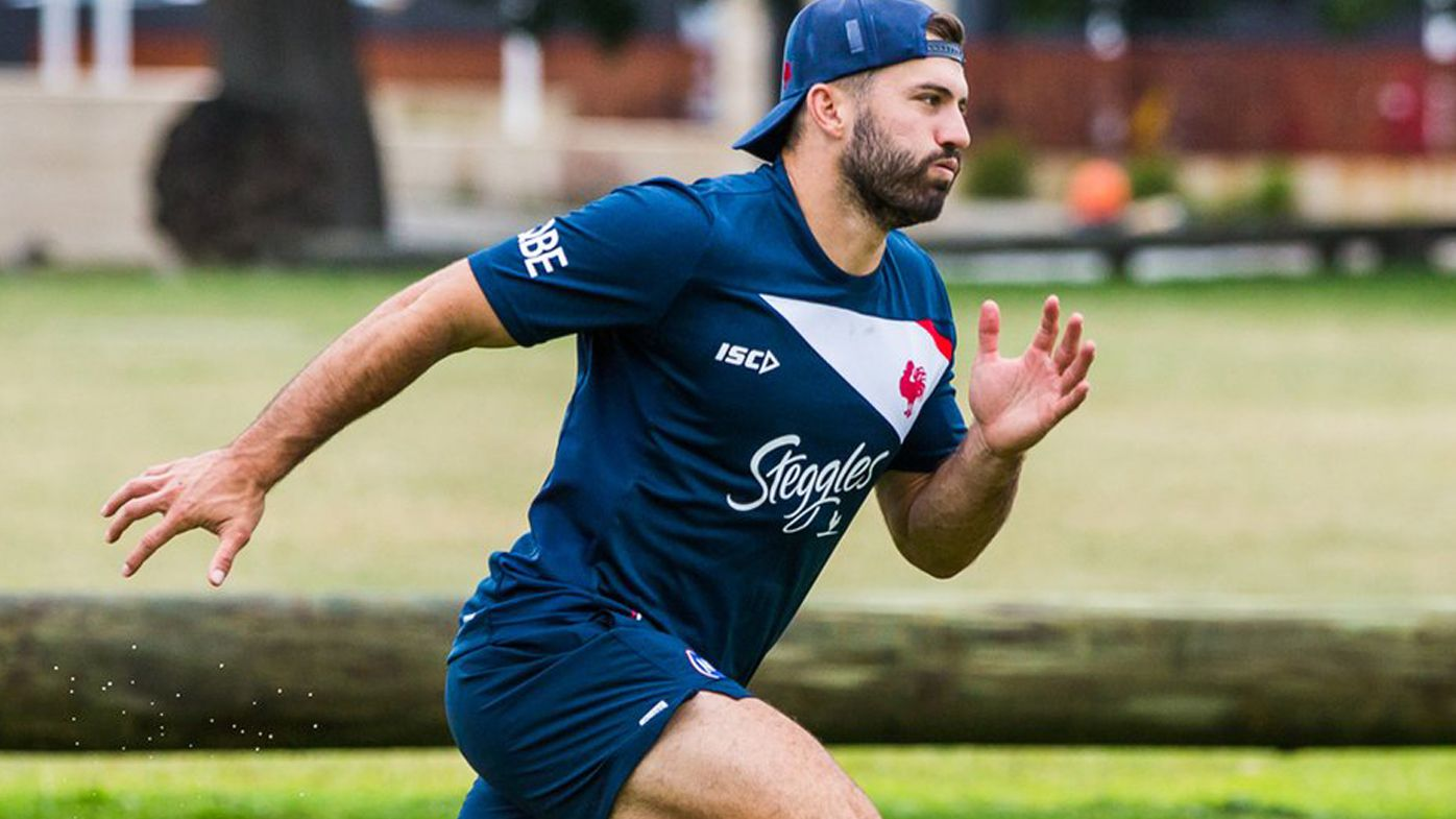 NRL: Sydney Roosters star recruit James Tedesco hit by mumps