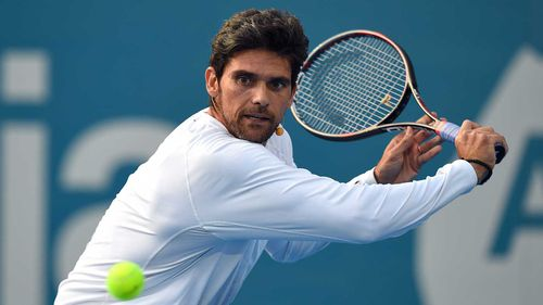 Mark Philippoussis was one of Australia's most prominent tennis players of the early 2000s.