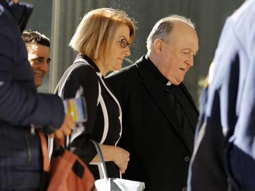 The former Adelaide Archbishop Philip Wilson has been found guilty of concealing child sexual abuse