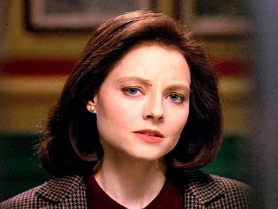 Jodie Foster, The Silence of the Lambs.