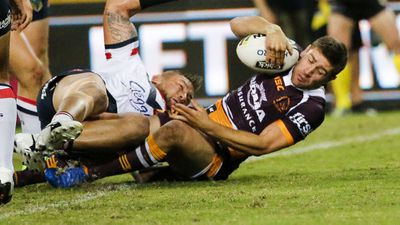 <strong>Brisbane Broncos - Andrew McCullough</strong>
