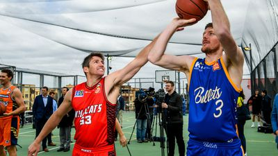 Perth Wildcats and Brisbane Bullets