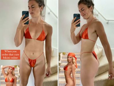 Fitness influencer Hayley Madigan