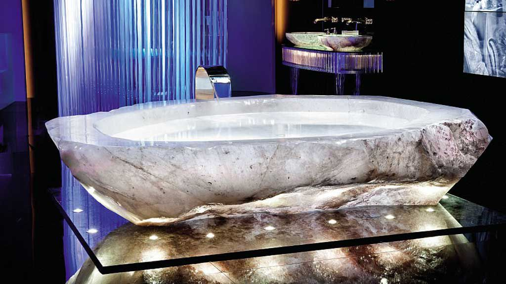 Dubai\'s newest holiday homes come with a $1 million bathtub