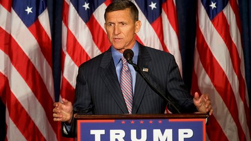 Trump administration national security adviser Michael Flynn has reportedly resigned. (Getty)