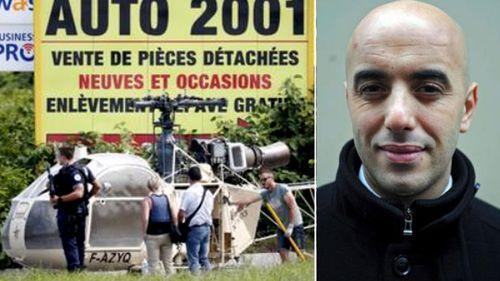 Helicopter jailbreak gangster arrested in France