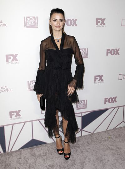 Actress Penelope Cruz attends the 20th Century Fox party, September, 2018