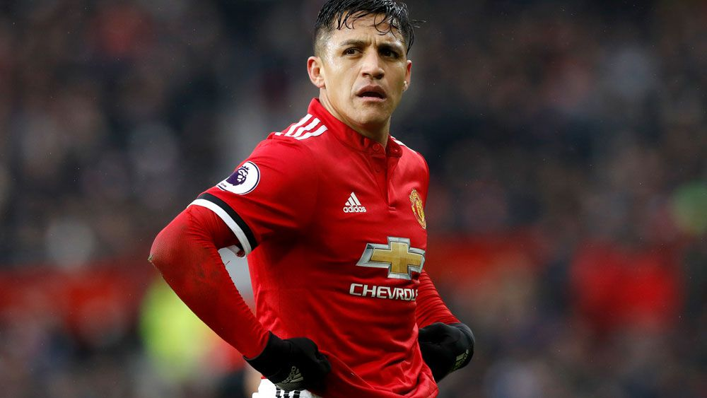 Manchester United forward Alexis Sanchez plays on after suspended jail sentence for tax fraud