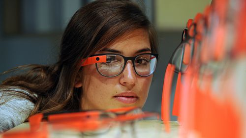 Google Glass back from the grave and redesigned for the commercial market