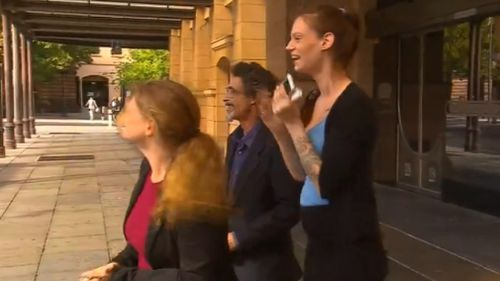 There were cheers from the victim's family after his killers were handed life in jail. (9NEWS)