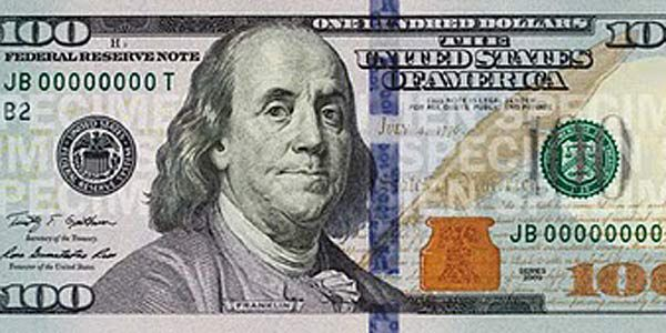 100 banknote