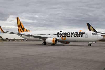 <strong>1. Tigerair Australia</strong>