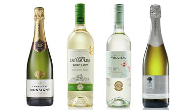 Aldi's 2021 award winning wines