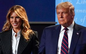 Unlike President, Melania Trump has 'no plans' to leave White House while sick