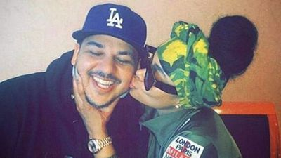 Splitsville? Rob Kardashian deletes Blac Chyna pics from Instagram as she re-enters the 'world of hoe'