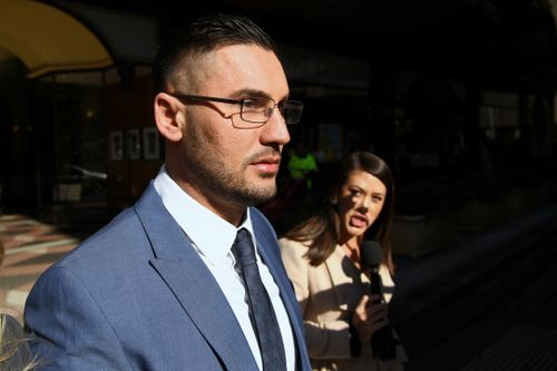 A court in his trial heard that he, along with his sister Fatima, changed the addresses of people they wanted to stand alongside them in the election, so that he could be voted in. Picture: AAP.