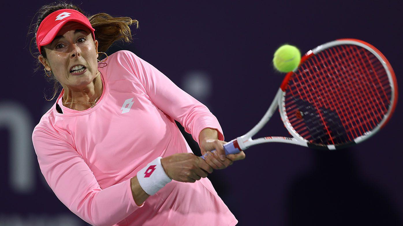 Alize Cornet apologises for criticism of Australian Open hard quarantine measures