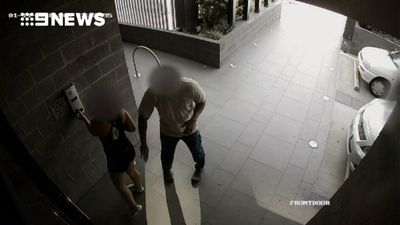 Man charged over alleged grope attack on young mum