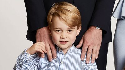 Prince George wants to be a policeman when he grows up