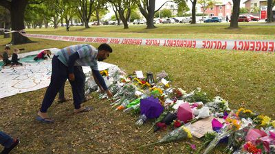 Heartbroken New Zealanders mourn massacre victims