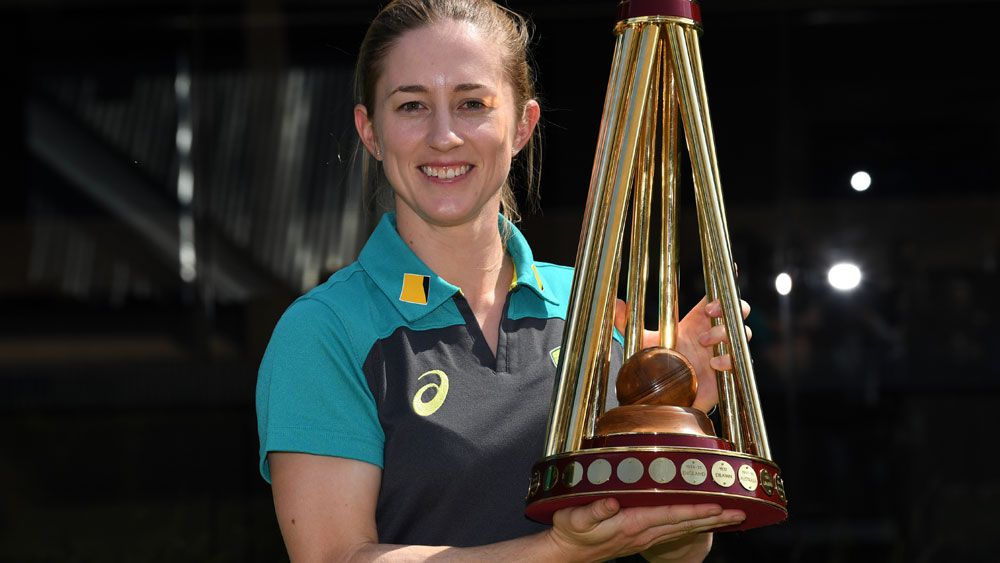 Rachael Haynes to lead Australia in women's Ashes.(AAP)