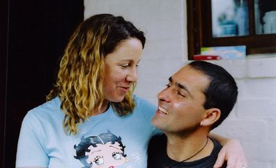 Yoav and wife Elaine