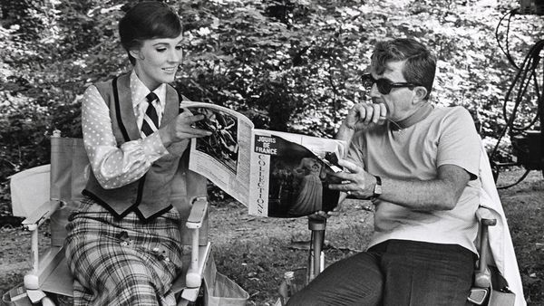 Julie Andrews and Blake Edwards (Photo by Ron Galella/Ron Galella Collection via Getty Images)