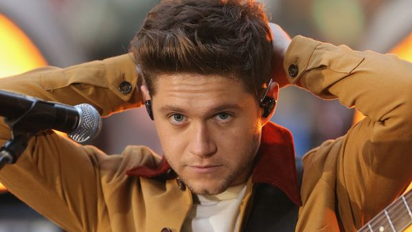Singer Niall Horan has signed with One Direction. Image: Getty